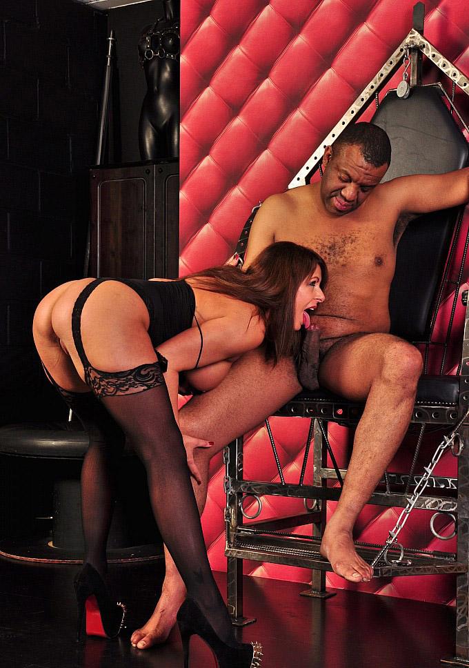 Cuckolds secret black bull stuffing my wife im sissy cleanin - 2 part 7