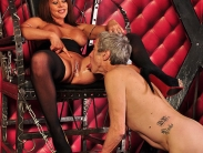 Mistress Carly Cuckold Sex